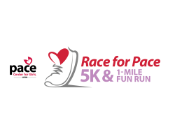 Race for Pace 5K/1-Mile Run (Virtual and In-Person)