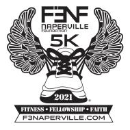 F3 Naperville Foundation 5K 2021