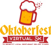 Oktoberfest Virtual 5k to Benefit Local Restaurant Relief Funds