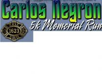Carlos Negron Virtual Memorial Run