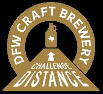 DFW Craft Brewery Distance Challenge - Spring 2021