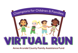 """Champions for Children and Families - """"Jog for Joy"""""""