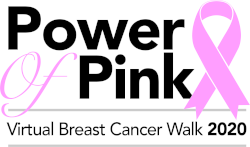 2020 Power of Pink Virtual Breast Cancer Walk