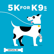12th Annual 5K for K9s