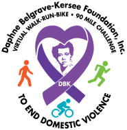 Virtual Walk-Run-Bike 90 Mile Challenge to End Domestic Violence