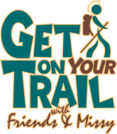 Get on Your Trail with Friends and Missy