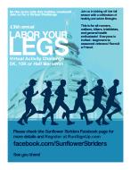 Labor Your Legs Virtual Challenge