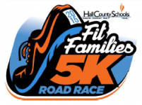 Hall County Schools Fit Families 5K