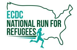 ECDC Virtual National Run for Refugees