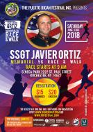 SSGT Javier Ortiz Memorial 5K Race/Walk