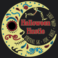 HALLOWEEN HUSTLE Virtual Run or Bike