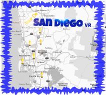 Tour De San Diego Virtual Run Lake Miramar 8K