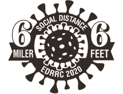 Eastern Dutchess Road Runners Club - Social Distance 6 Miler