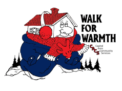 Capital Area Community Services Walk for Warmth