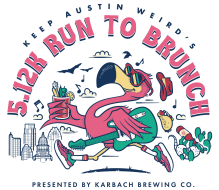 Keep Austin Weird's 5.12K Run to Brunch