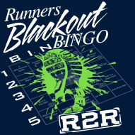 Runners Blackout BINGO
