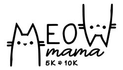 MEOW MAMA Virtual 5K/10K