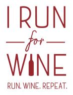 I RUN 4 WINE