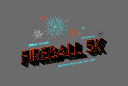 Pilot Fireball Moonlight Classic 5K and Firecracker Kids Mile
