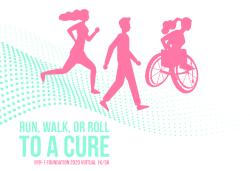 RYR-1 Foundation Virtual Run, Walk, or Roll