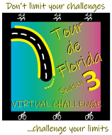 Tour de Florida Virtual Challenge Season 3