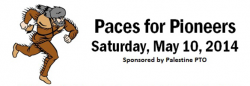 Paces for Pioneers 5K/10K