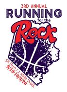 Running for the Rock 5K Run / 2 Mile Walk