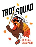 Trot Squad Virtual 5K/10K