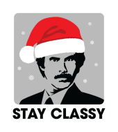 I RUN 2 STAY CLASSY: HOLIDAY EDITION