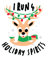 I Run 4 Holiday Spirits!