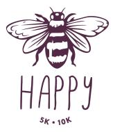 Bee Happy Virtual 5K/10K