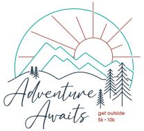 Adventure Awaits Virtual 5K/10K