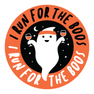 I RUN FOR THE BOOS!