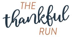 THE THANKFUL RUN