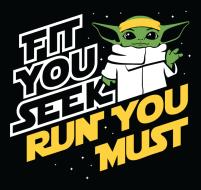 FIT YOU SEEK. RUN YOU MUST. 5K/10K Virtual Challenge