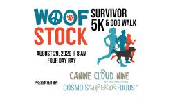 2020 Woofstock Survivor 5k & Dog
