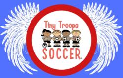 Tiny Troops Soccer® Angel Run Virtual 1k & 5k