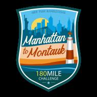 Manhattan to Montauk Challenge Logo