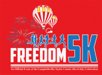Campbellsville Fourth of July Celebration Freedom 5K presented by Taylor Regional Hospital