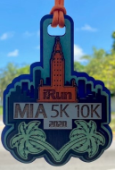 MIA 5K/10K Virtual