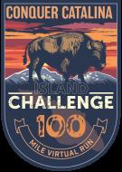 Conquer Catalina Island Virtual Challenge Logo