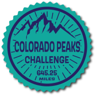 Colorado Peaks Challenge
