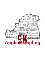 The Apple Dumpling Festival 5K Stuart VA