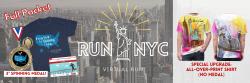 Run NYC Virtual 5K/10K/Half-Marathon