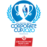 2020 San Antonio Sports Corporate Cup presented by OrthoNow Injury Clinic