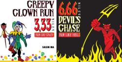 Devils Chase 6.66 & Creepy Clown 3.33