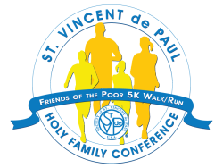 2020 Friends of the Poor Virtual 5K Walk/Run - SVdP Holy Family