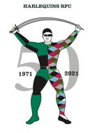 Dallas Harlequins RFC 50K for 50 Years