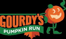 Gourdy's Pumpkin Run: St. Louis Logo