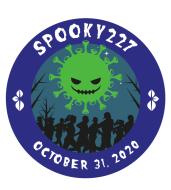 Spooky 227 - Kern Kwarentine Endurance Challenge